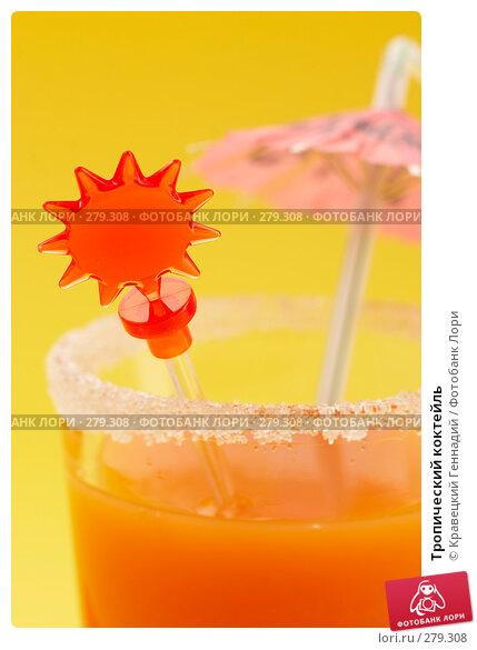 Тропический коктейль, фото № 279308, снято 30 сентября 2005 г. (c) Кравецкий Геннадий / Фотобанк Лори