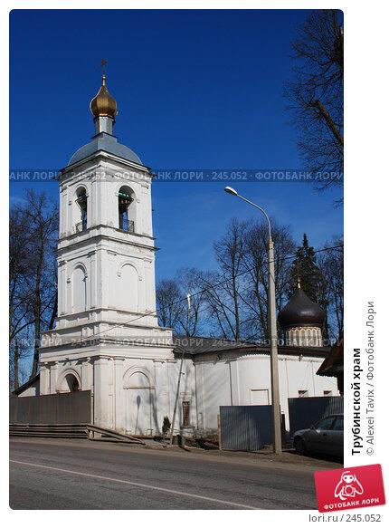 Трубинской храм, эксклюзивное фото № 245052, снято 30 марта 2008 г. (c) Alexei Tavix / Фотобанк Лори