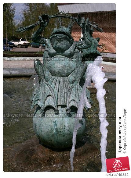 Царевна-лягушка, фото № 46512, снято 13 мая 2007 г. (c) Сергей / Фотобанк Лори