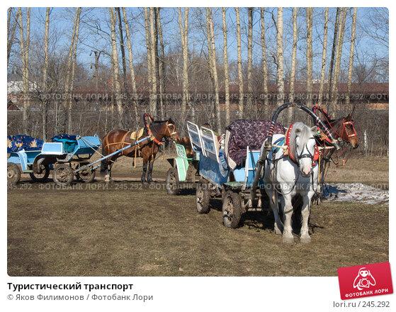 Туристический транспорт, фото № 245292, снято 30 марта 2008 г. (c) Яков Филимонов / Фотобанк Лори