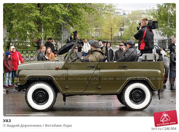 УАЗ, фото № 246904, снято 26 мая 2017 г. (c) Андрей Доронченко / Фотобанк Лори