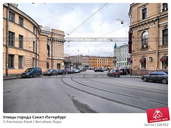 Купить «Улицы города Санкт-Петербург», фото № 228052, снято 14 февраля 2008 г. (c) Parmenov Pavel / Фотобанк Лори