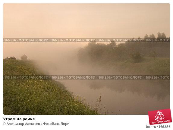 Купить «Утром на речке», эксклюзивное фото № 166856, снято 17 июня 2007 г. (c) Александр Алексеев / Фотобанк Лори