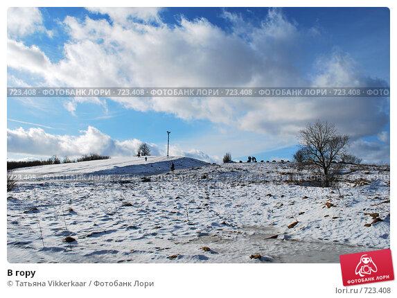 В гору. Стоковое фото, фотограф Татьяна Vikkerkaar / Фотобанк Лори