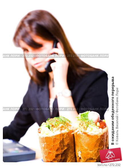 Купить «В ожидании обеденного перерыва», фото № 272232, снято 6 октября 2007 г. (c) Коваль Василий / Фотобанк Лори