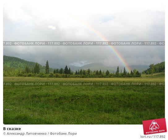 В сказке, фото № 117892, снято 11 июля 2007 г. (c) Александр Литовченко / Фотобанк Лори