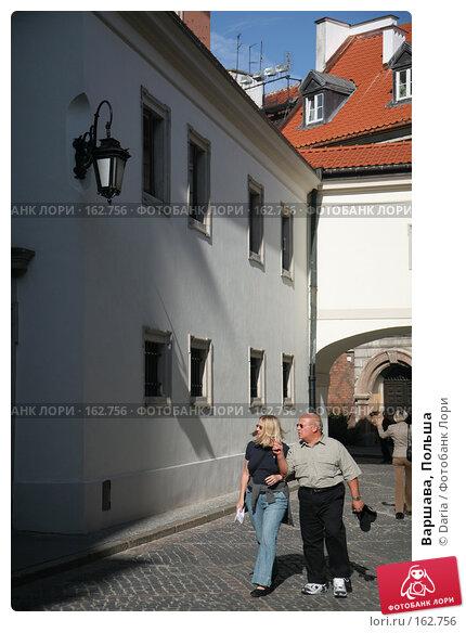 Варшава, Польша, фото № 162756, снято 22 сентября 2007 г. (c) Daria / Фотобанк Лори