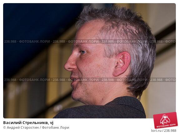 Василий Стрельникв, vj, фото № 238988, снято 21 января 2017 г. (c) Андрей Старостин / Фотобанк Лори