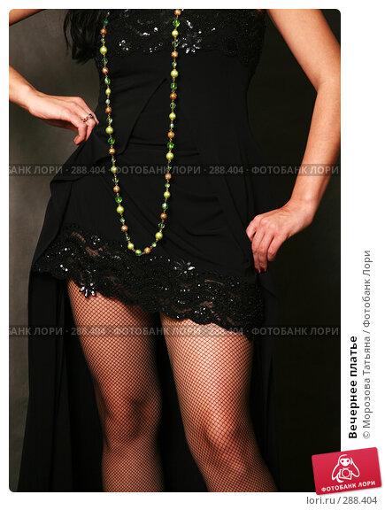 Купить «Вечернее платье», фото № 288404, снято 20 ноября 2007 г. (c) Морозова Татьяна / Фотобанк Лори