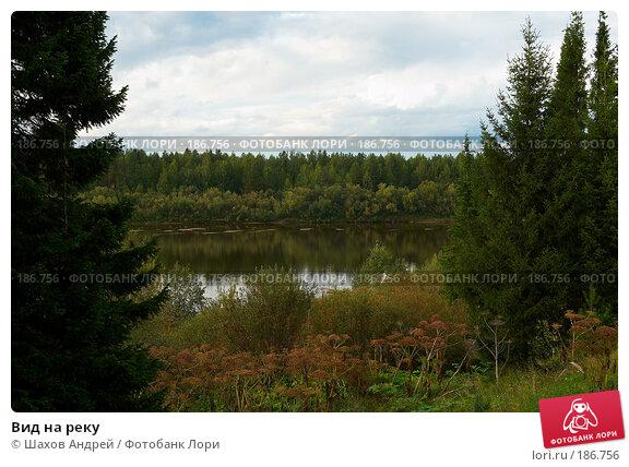 Вид на реку, фото № 186756, снято 27 августа 2007 г. (c) Шахов Андрей / Фотобанк Лори