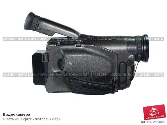Купить «Видеокамера», фото № 246684, снято 19 февраля 2008 г. (c) Катыкин Сергей / Фотобанк Лори
