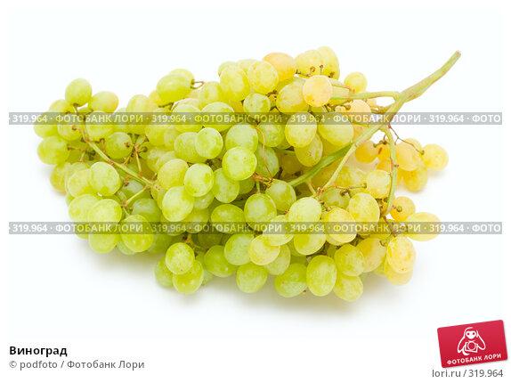 Виноград, фото № 319964, снято 30 августа 2007 г. (c) podfoto / Фотобанк Лори