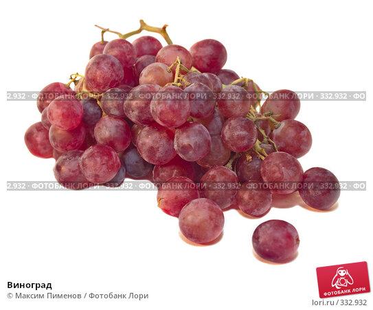 Купить «Виноград», фото № 332932, снято 24 марта 2008 г. (c) Максим Пименов / Фотобанк Лори