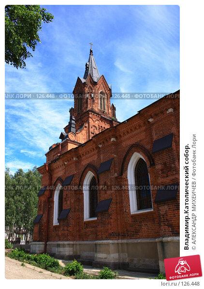 Владимир.Католический собор., фото № 126448, снято 2 июня 2007 г. (c) АЛЕКСАНДР МИХЕИЧЕВ / Фотобанк Лори