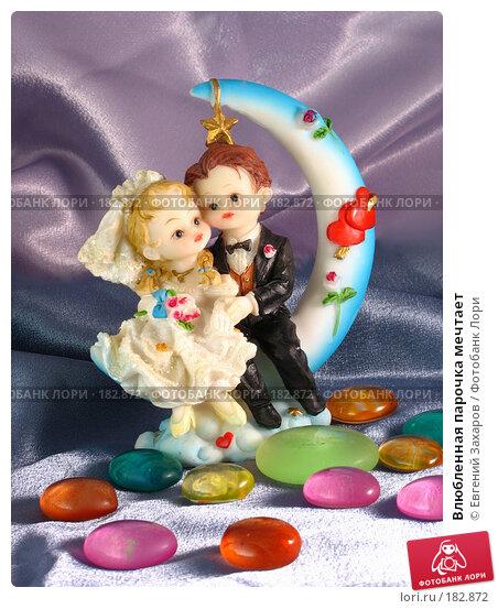 Влюбленная парочка мечтает, эксклюзивное фото № 182872, снято 21 декабря 2007 г. (c) Евгений Захаров / Фотобанк Лори