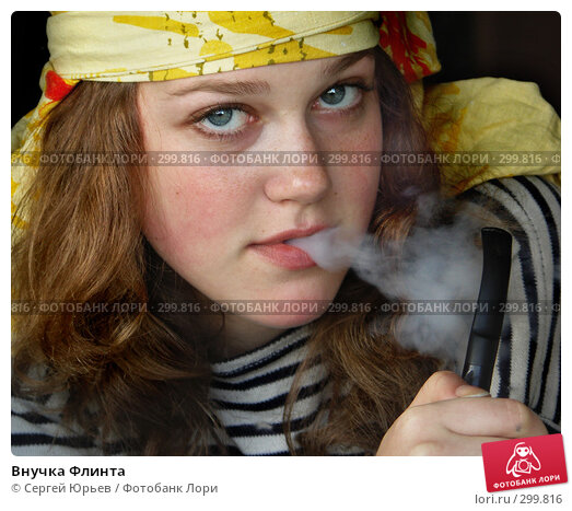 Купить «Внучка Флинта», фото № 299816, снято 6 июля 2005 г. (c) Сергей Юрьев / Фотобанк Лори