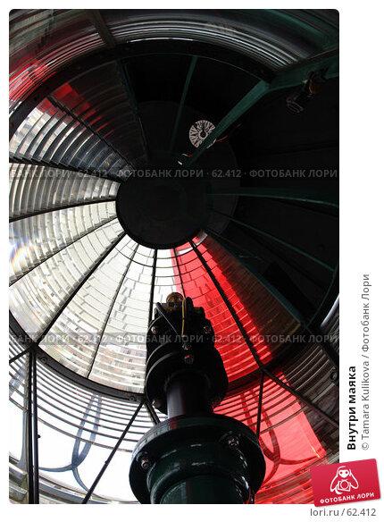 Внутри маяка, фото № 62412, снято 15 июля 2007 г. (c) Tamara Kulikova / Фотобанк Лори
