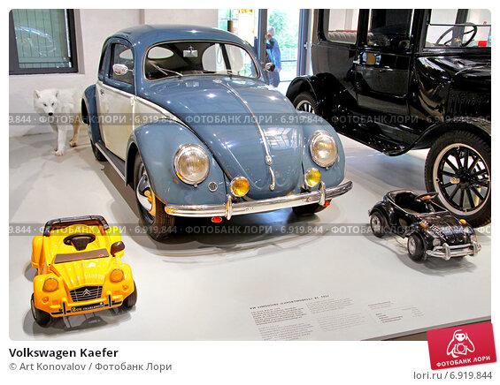 Купить «Volkswagen Kaefer», фото № 6919844, снято 16 августа 2014 г. (c) Art Konovalov / Фотобанк Лори