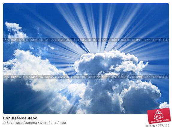 Волшебное небо, фото № 277112, снято 10 сентября 2007 г. (c) Вероника Галкина / Фотобанк Лори