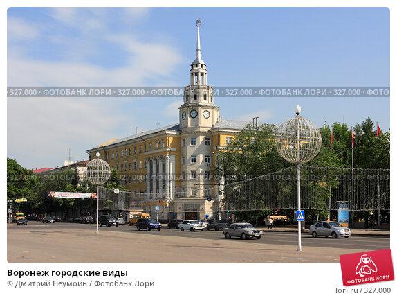 Воронеж городские виды, эксклюзивное фото № 327000, снято 15 июня 2008 г. (c) Дмитрий Неумоин / Фотобанк Лори
