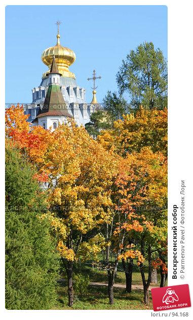 Воскресенский собор, фото № 94168, снято 19 сентября 2007 г. (c) Parmenov Pavel / Фотобанк Лори