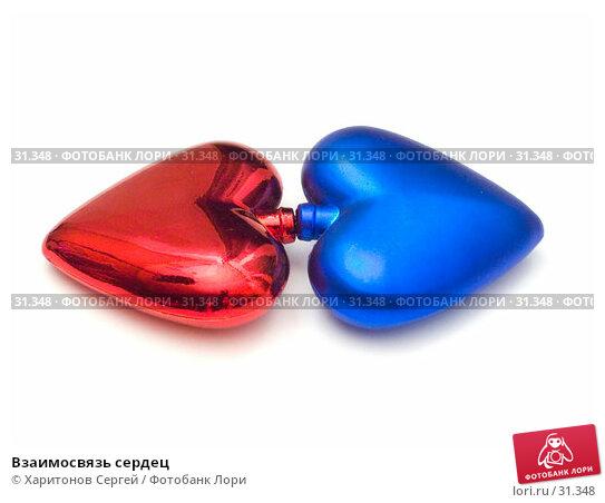 Взаимосвязь сердец, фото № 31348, снято 23 января 2007 г. (c) Харитонов Сергей / Фотобанк Лори
