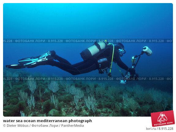 Купить «water sea ocean mediterranean photograph», фото № 8915228, снято 23 февраля 2019 г. (c) PantherMedia / Фотобанк Лори