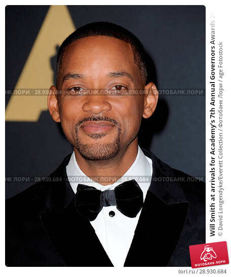 Купить «Will Smith at arrivals for Academy's 7th Annual Governors Awards 2015, The Ray Dolby Ballroom at Hollywood & Highland Center, Los Angeles, CA November...», фото № 28930684, снято 22 августа 2018 г. (c) age Fotostock / Фотобанк Лори