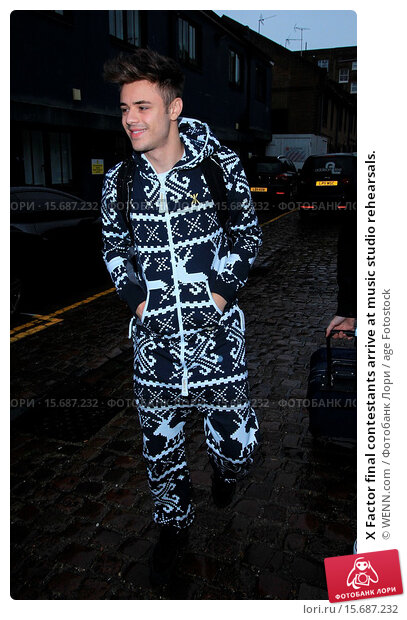 Купить «X Factor final contestants arrive at music studio rehearsals. Featuring: Stereo Kicks,Casey Johnson Where: London, United Kingdom When: 03 Nov 2014 Credit: WENN.com», фото № 15687232, снято 3 ноября 2014 г. (c) age Fotostock / Фотобанк Лори