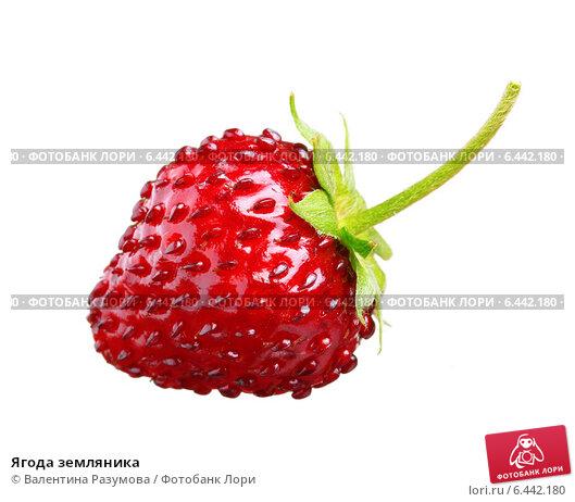 Купить «Ягода земляника», фото № 6442180, снято 2 августа 2014 г. (c) Валентина Разумова / Фотобанк Лори