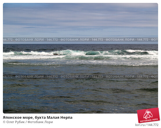 Японское море, бухта Малая Нерпа, фото № 144772, снято 17 августа 2007 г. (c) Олег Рубик / Фотобанк Лори
