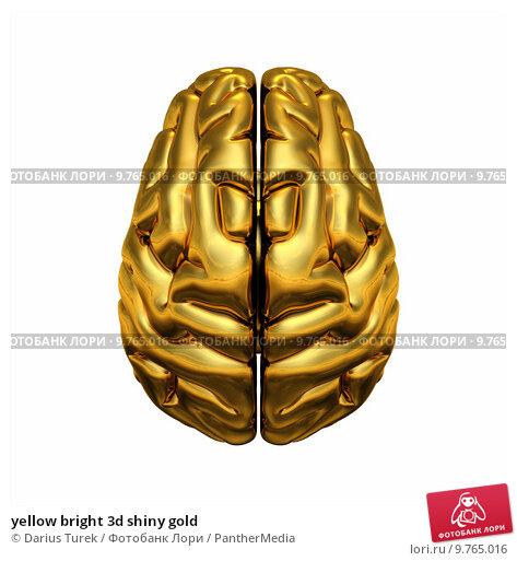 Купить «yellow bright 3d shiny gold», иллюстрация № 9765016 (c) PantherMedia / Фотобанк Лори