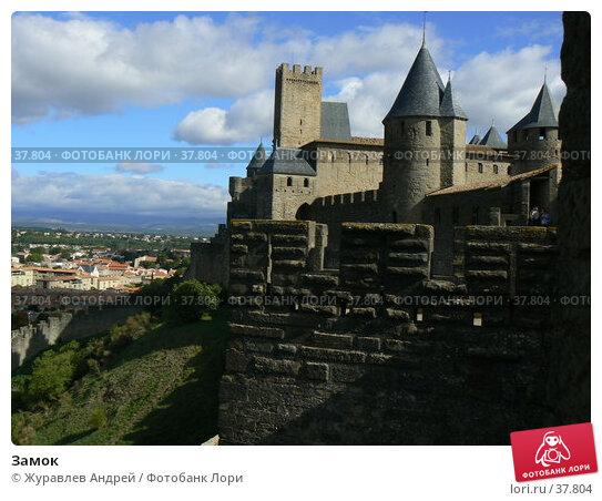 Купить «Замок», эксклюзивное фото № 37804, снято 26 сентября 2006 г. (c) Журавлев Андрей / Фотобанк Лори