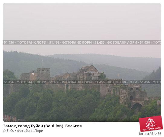 Замок, город Буйон (Bouillon). Бельгия, фото № 51456, снято 7 июня 2007 г. (c) Екатерина Овсянникова / Фотобанк Лори
