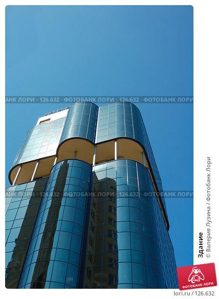 Здание, фото № 126632, снято 29 июня 2007 г. (c) Валерия Потапова / Фотобанк Лори