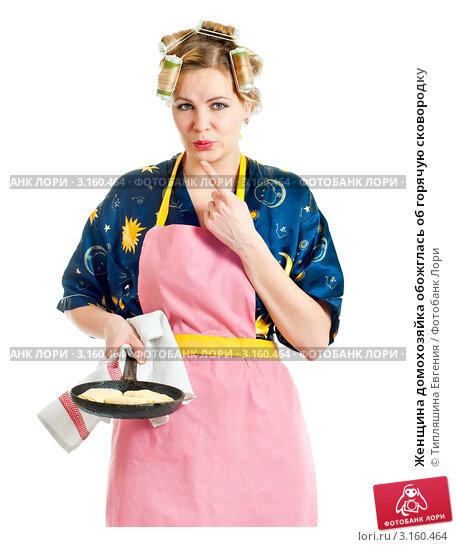 Горячая домохозяйка в халате #8