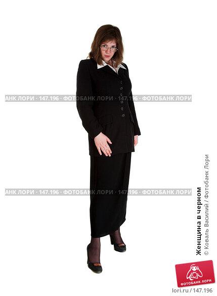 Женщина в черном, фото № 147196, снято 19 июля 2007 г. (c) Коваль Василий / Фотобанк Лори