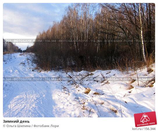 Зимний день, фото № 156344, снято 20 декабря 2007 г. (c) Ольга Шилина / Фотобанк Лори