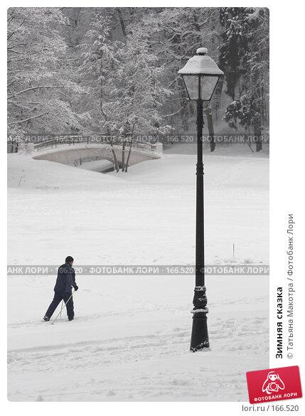 Зимняя сказка, фото № 166520, снято 15 февраля 2007 г. (c) Татьяна Макотра / Фотобанк Лори
