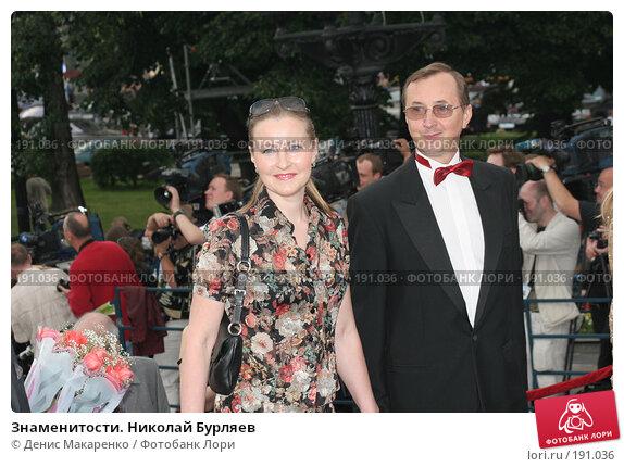 Знаменитости. Николай Бурляев, фото № 191036, снято 17 июня 2005 г. (c) Денис Макаренко / Фотобанк Лори