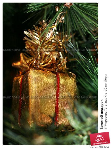 Купить «Золотой подарок», фото № 84604, снято 14 сентября 2007 г. (c) Морозова Татьяна / Фотобанк Лори